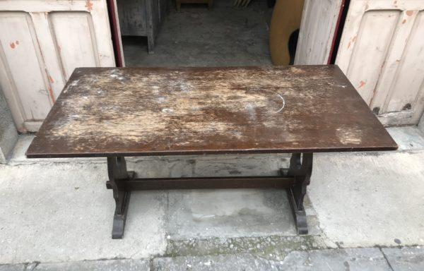 Refectory-Style Table